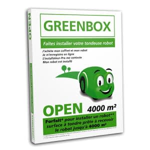 "GREENBOX ""OPEN"""