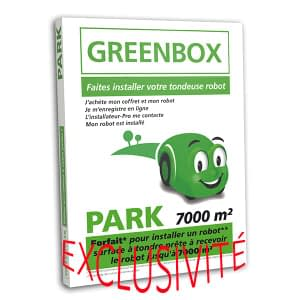 "GREENBOX ""PARK"""
