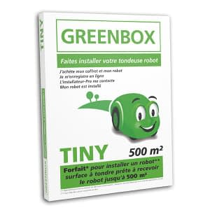 "GREENBOX ""TINY"""