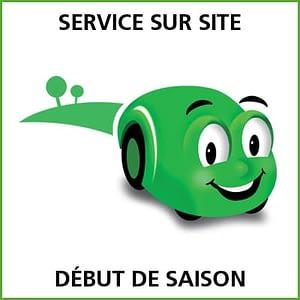 RDT2 – MISE EN SERVICE – DÉBUT DE SAISON